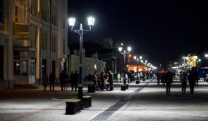 Улица Мало-Тобольская после Дня города-2017.