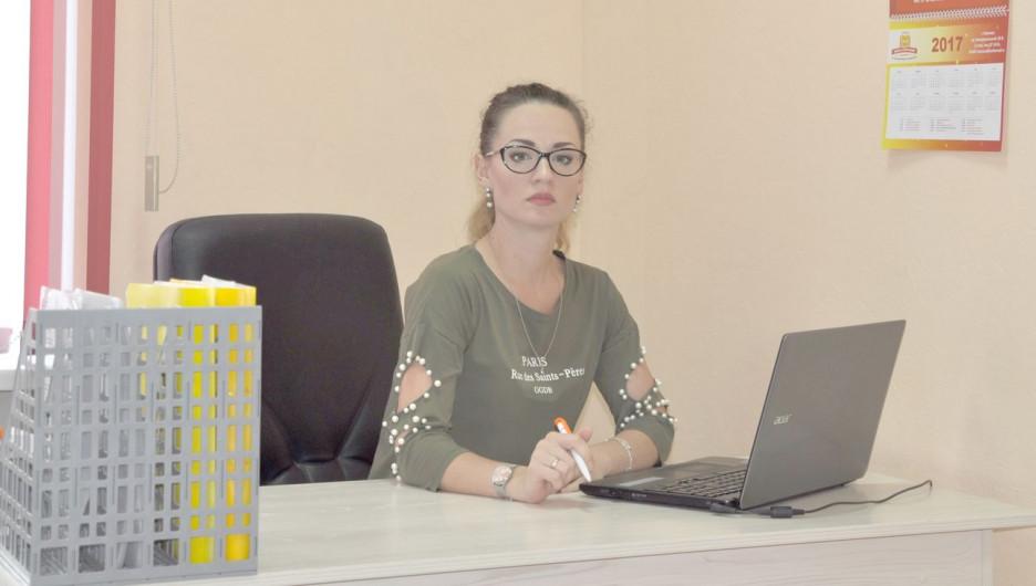 Руководитель Школы скорочтения Ольга Чернявская.
