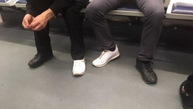 Модники российского метро.