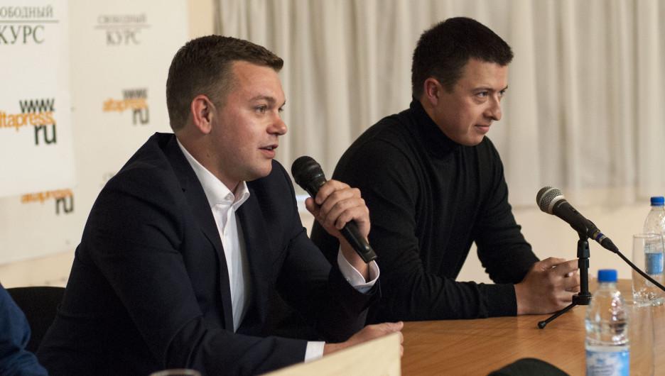 """Управляющие Парком спорта стали спикерами проекта """"Школа успеха"""""""