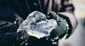 Морозы. Зима. Лед.