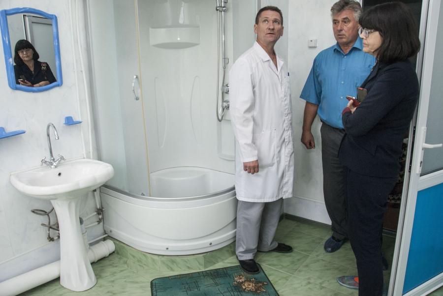 Олег Дементьев, Эдуард Бруннер и Надежда Скалон.