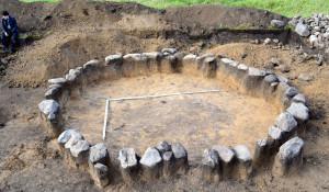 Под Белокурихой раскопали захоронения пазырыкской культуры.