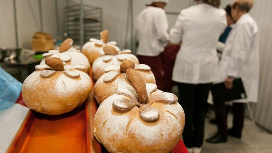 """В Барнауле открылась выставка """"Пекарь и кондитер"""". 28 сентября 2017 года."""