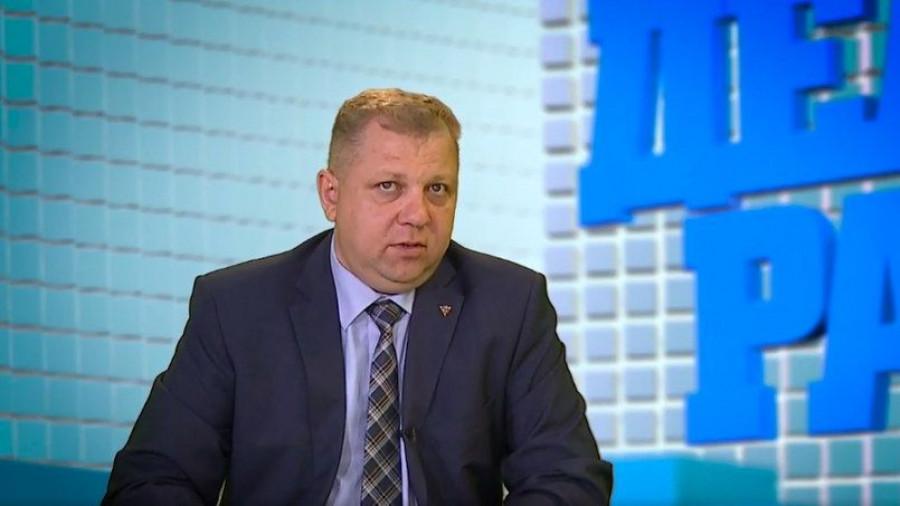 Сергей Ларейкин.