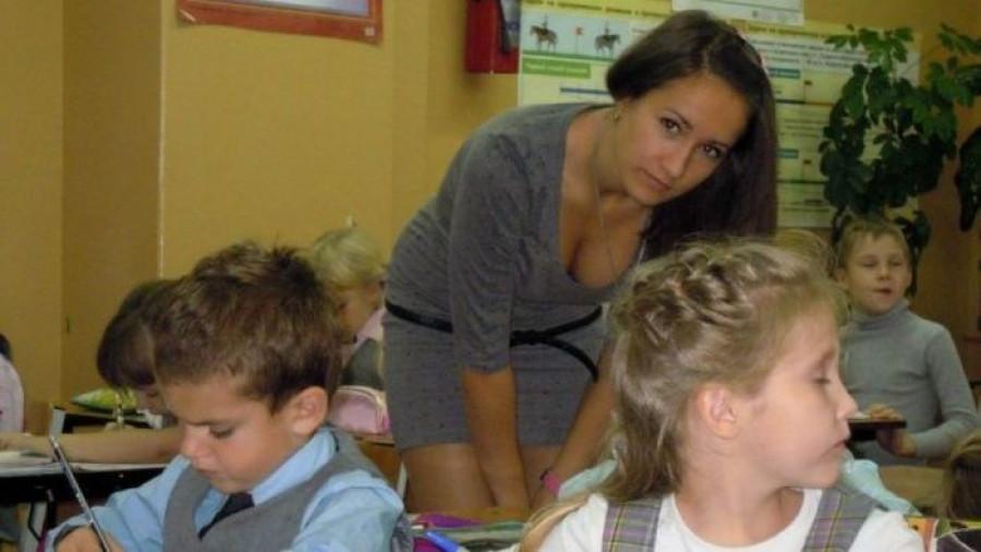 Красивые учительницы