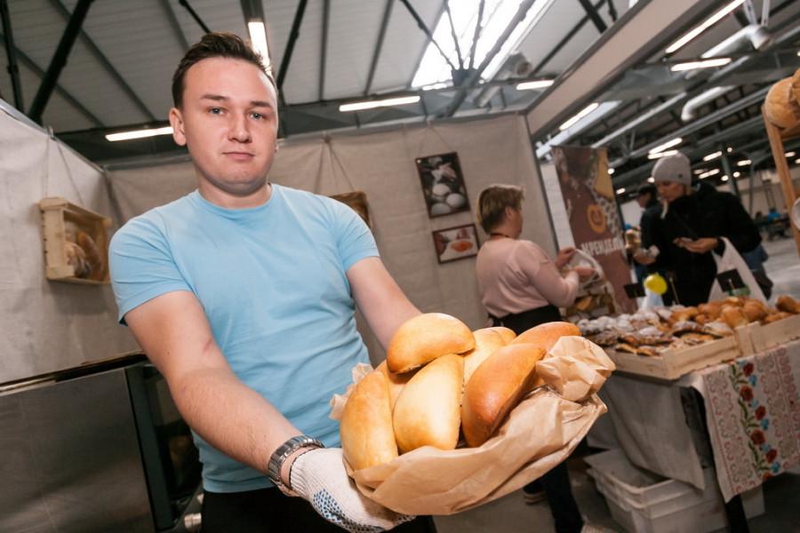День хлеба в Барнауле