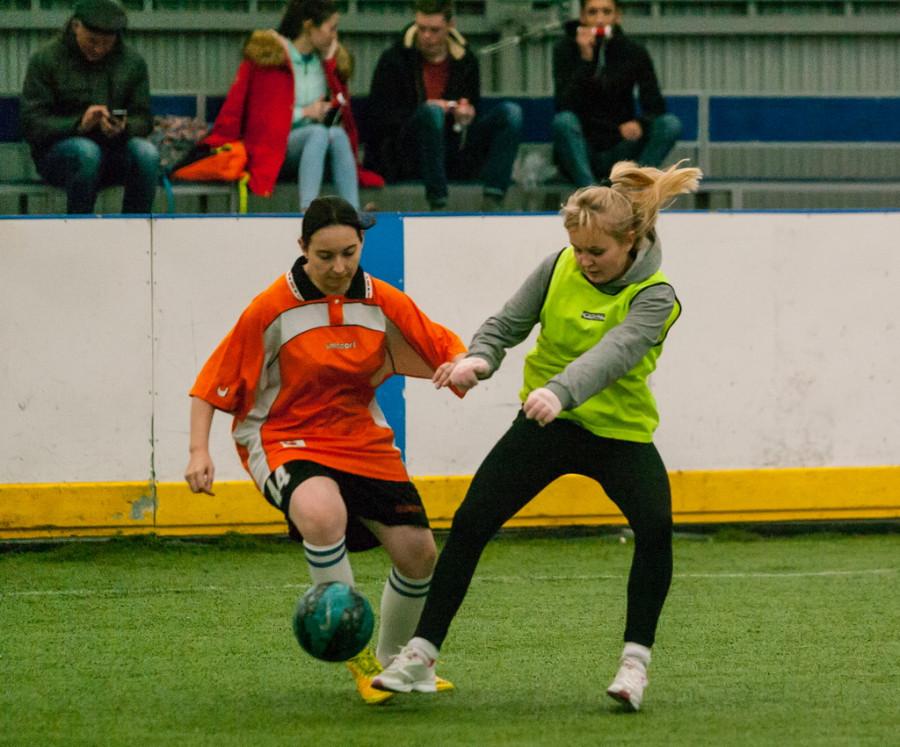 Женский мини-футбол в Барнауле