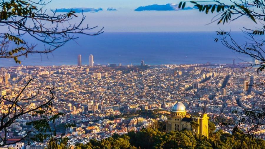 Испания. Барселона.