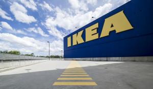 Магазин IKEA.