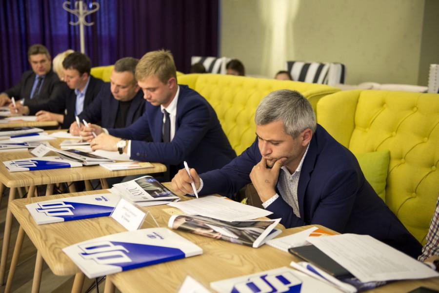 """Круглый стол """"Умный город"""""""