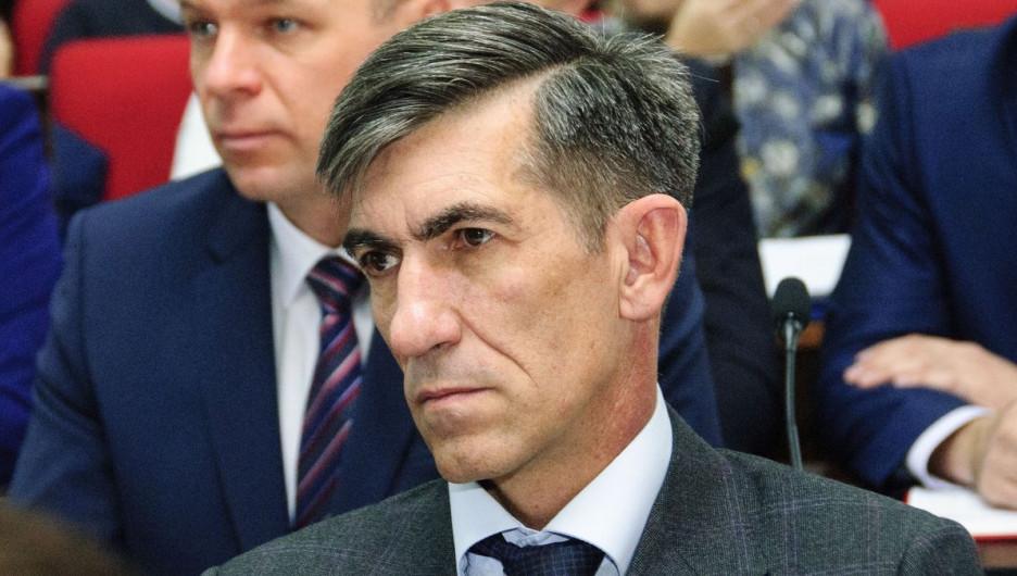 Алексей Скосырский.