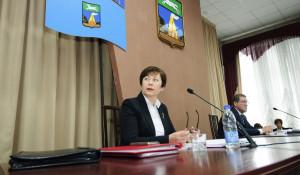 У председателя Барнаульской городской Думы Галины Буевич появится новый коллега.