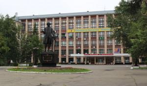 В АлтГТУ им. И.И. Ползунова.