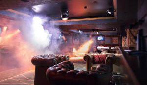 Ночной клуб в Altai Palce.