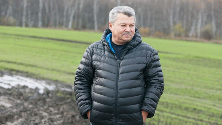 Анатолий Иванов, фермер из Косихинского района