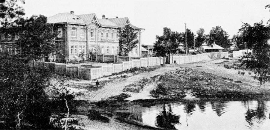 Барнаул в начале XX века