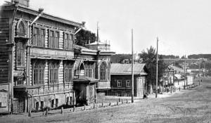 Частная женская гимназия М.Ф.Будкевич на Конюшенном пер. в 1908 - 1920гг. (пр.Красноармейский, 14)