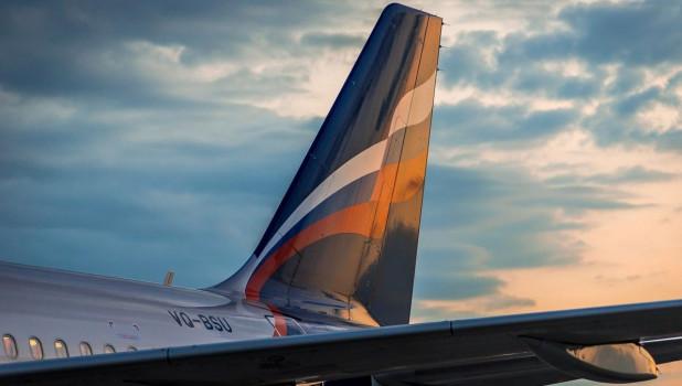 Самолет.