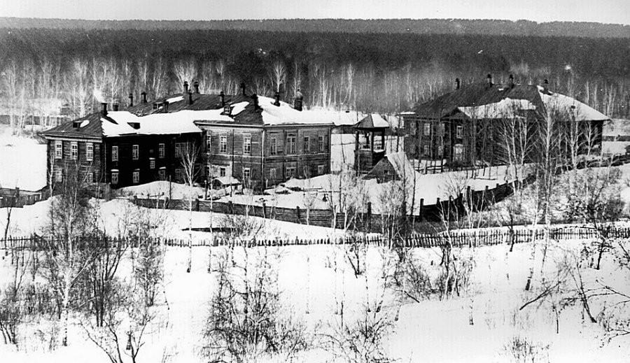 Богородице- Казанский женский монастырь, 1894-1920гг. (р-н следственного изолятора)