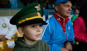 Пять лет в Барнауле проводят Кубок по армейскому рукопашному бою
