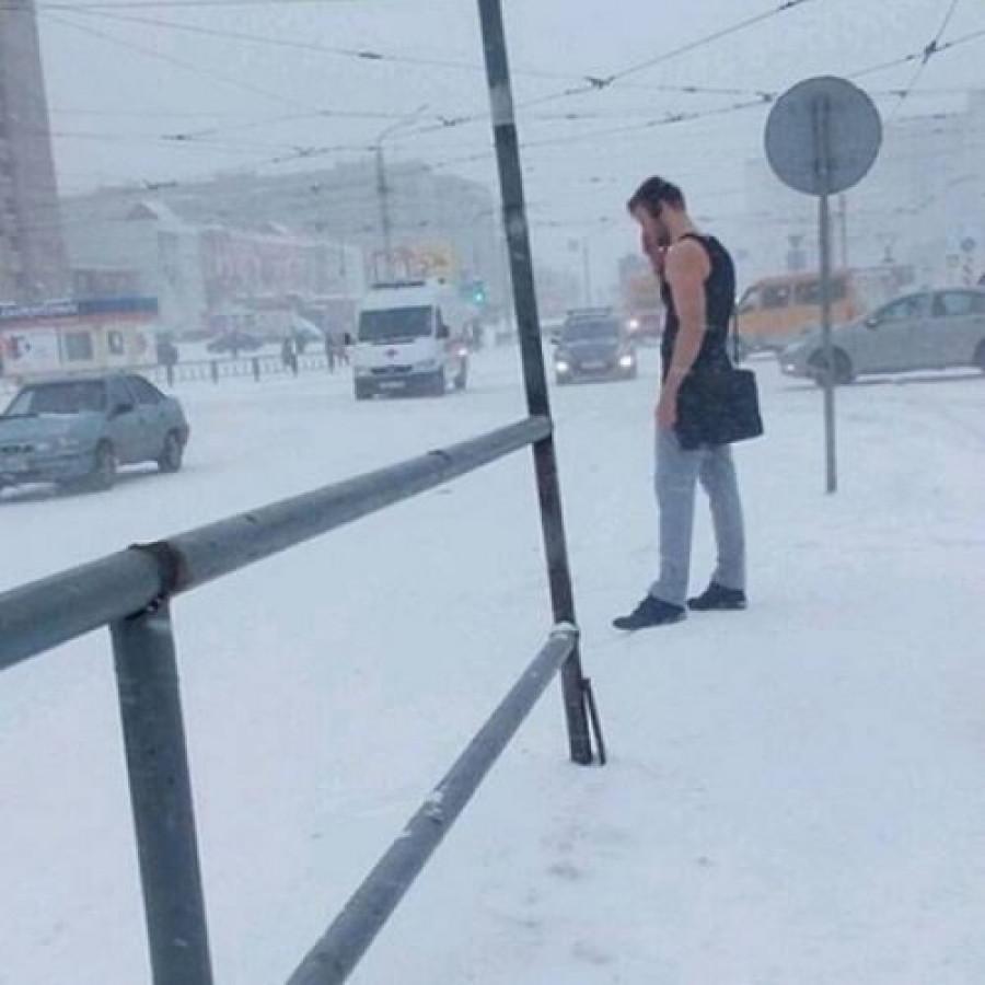 Прекрасная зима.