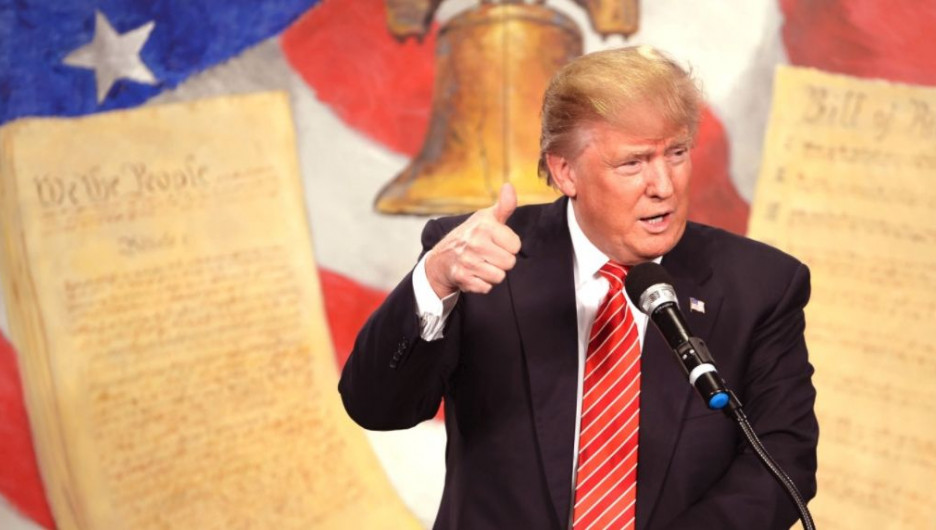 Первый в истории. Трамп отреагировал на решение об импичминте