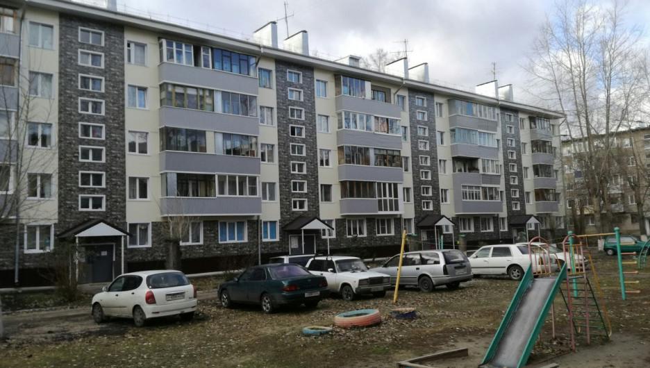 Дом на ул. Попова, 26