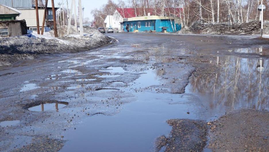 В селе Мамонтово Алтайского края участок оценили в 22,5 млн рублей.