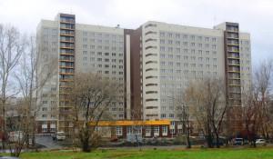 Как выглядит корпус нового общежития АлтГУ.