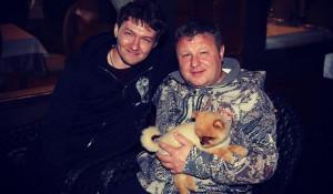 Максим и Анатолий Банных.