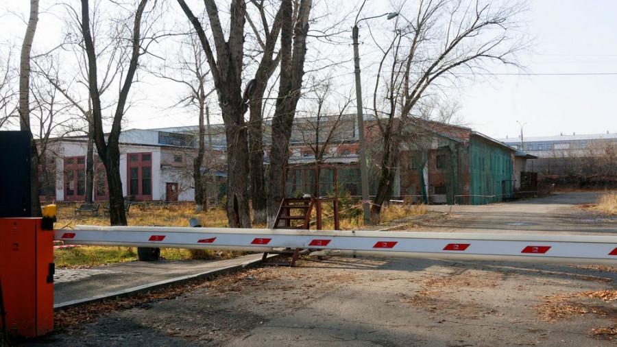 Бывший сереброплавильный завод.