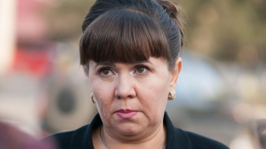 Ольга Воронкова.