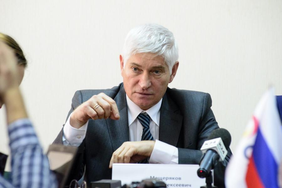 Виктор Мещеряков, заместитель председателя правительства Алтайского края.
