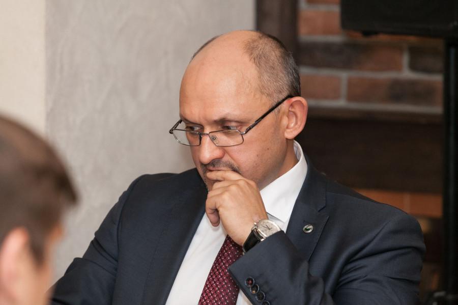 Максим Волков, управляющий алтайским отделением Сбербанка