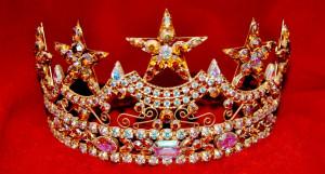 Корона, конкурс красоты.