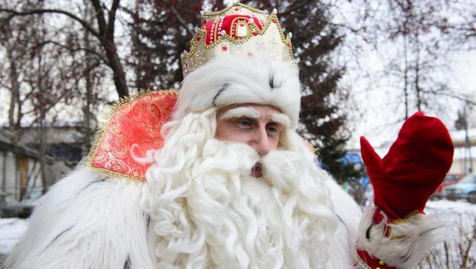 91512a2ae1ce Стихи про Деда Мороза для праздничного утренника на Новый год-2018