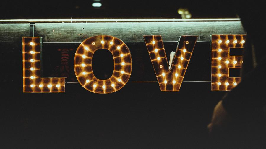 Любовь.