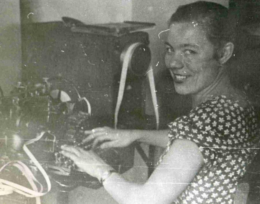 """""""Ростелеком"""" отмечает 150-летие Барнаульского телеграфа."""