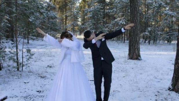 Фото со свадьбы.