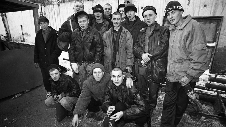 1999 год, призывники.