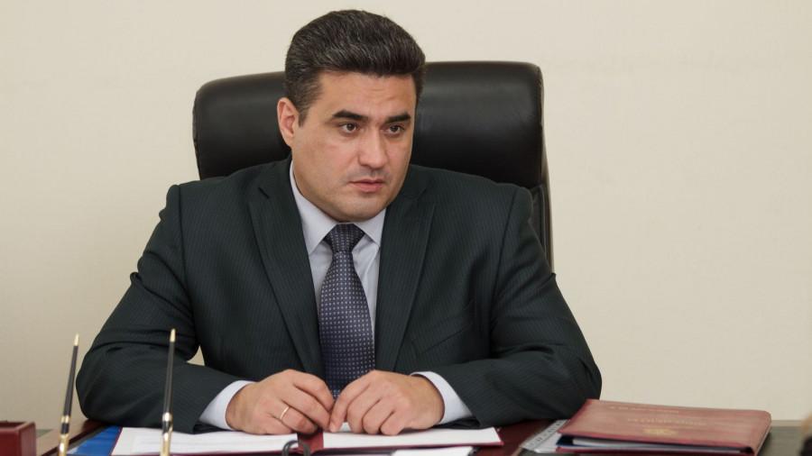 Юрий Куриленко, руководитель управления ФНС России по региону.
