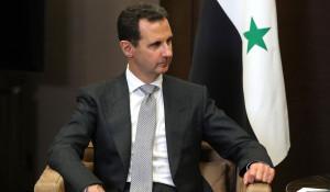Президент САР Башар Асад.