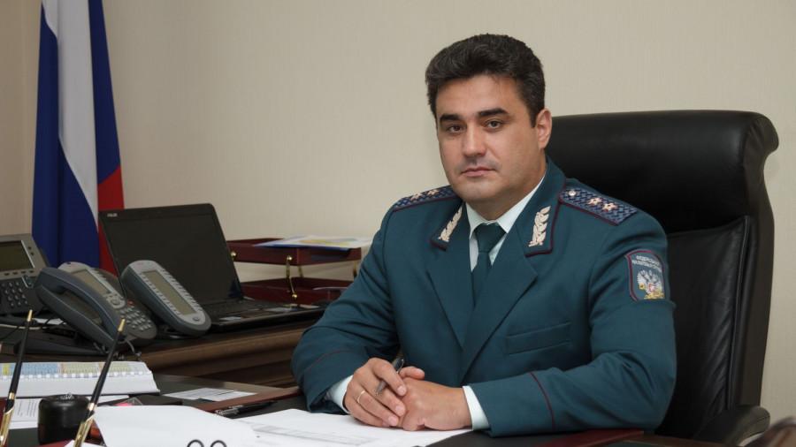Юрий Куриленко, руководитель УФНС России по региону.