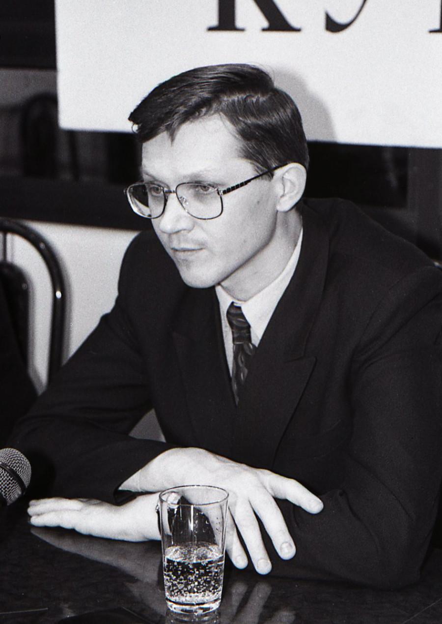 1999 год, Владимир Рыжков.