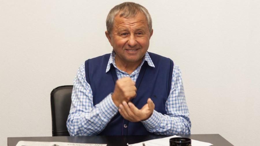 """Александр Ракшин, генеральный директор сети """"Мария-Ра""""."""