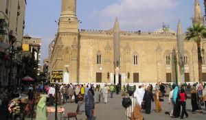 Египет, мечеть.