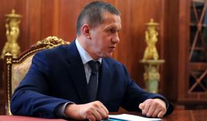 Юрий Трутнев, вице-премьер, полпред президента в ДФО.