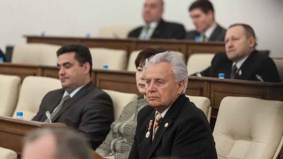 Экс-спикер регионального парламента Александр Назарчук.