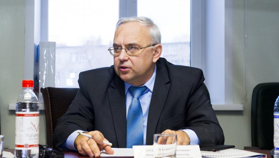 Андрей Голубцов.